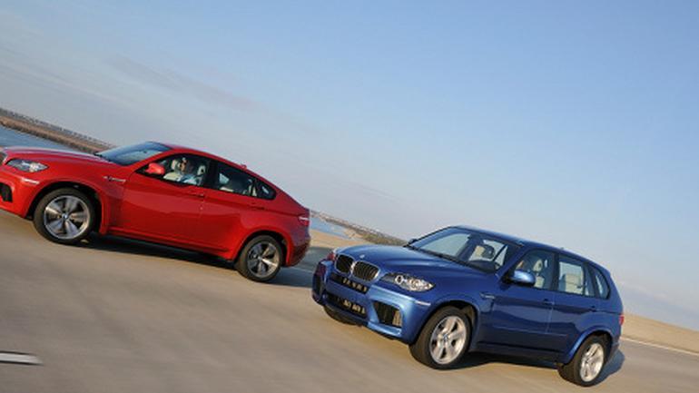BMW X5M & X6M - Bawarska potęga