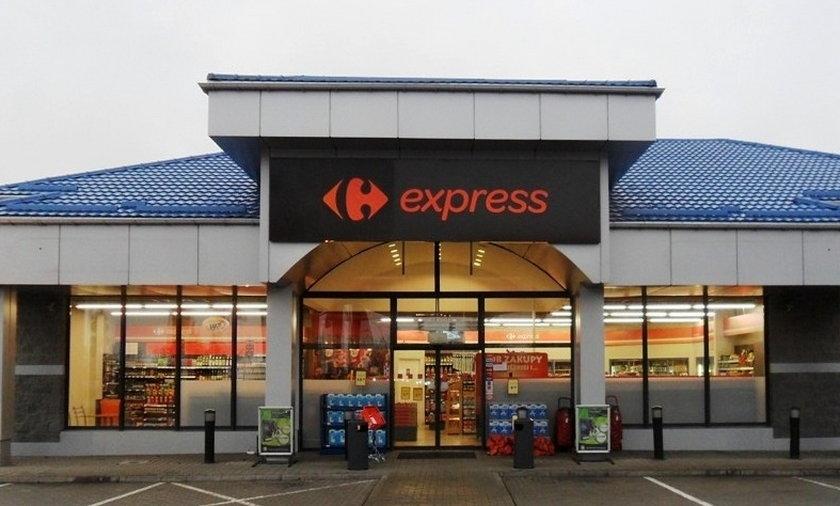 Carrefour Express.
