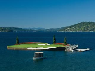 Coeur d'Alene Resort Golf Course