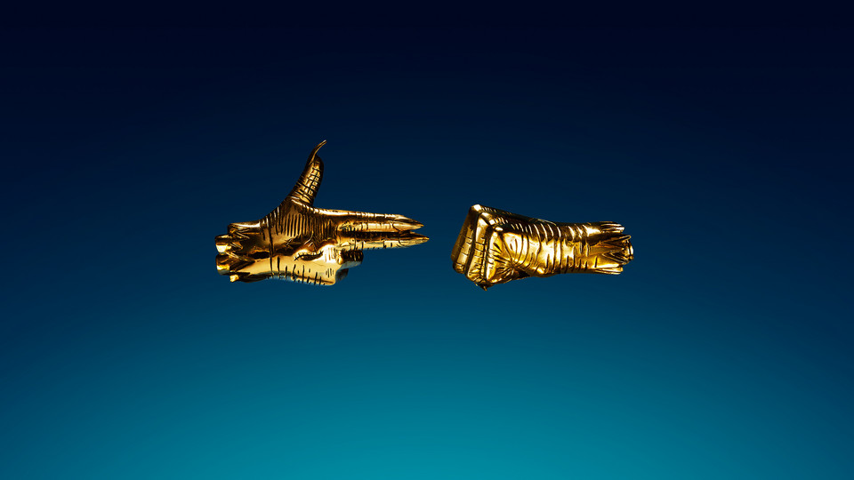 "Run the Jewels - ""Run the Jewels 3"", 9,5"