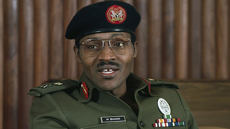 There is no significant difference between the Major General Muhammadu Buhari of the 1980s and the democratic President Muhammadu Buhari of today, despite what he says [Getty Images]