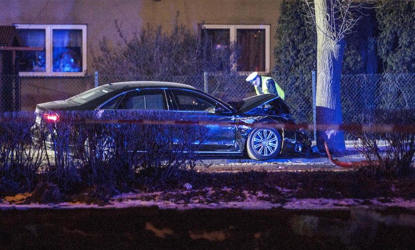 Jaki był stan techniczny aut premier Szydło i Sebastiana K.?