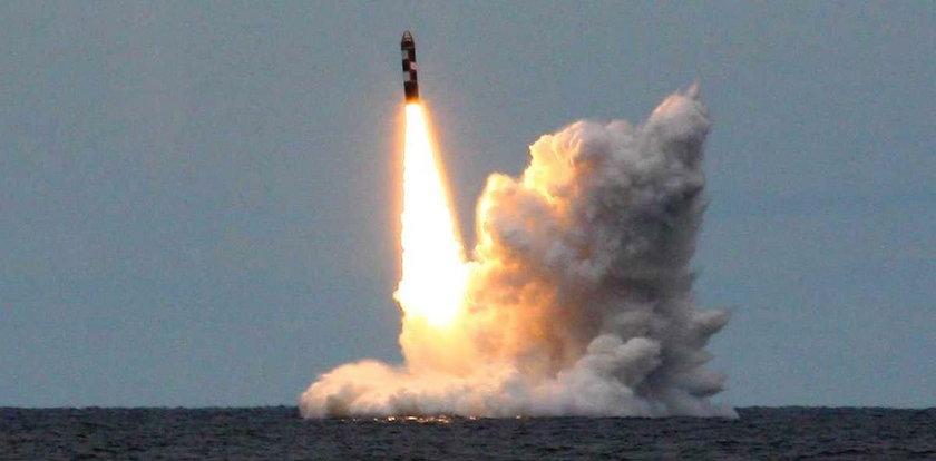 Rosja zgubiła w morzu pocisk jądrowy. Miał atakować tarczę antyrakietową