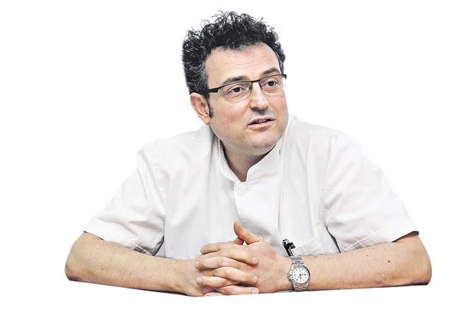 Dr sc. med. Srđan Sretenović, spec. neurologije