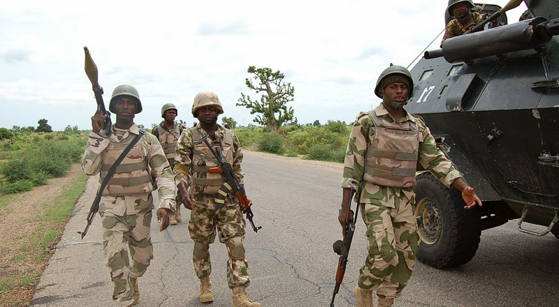 What you need to know about the Nigerian Military's Operation Positive Identification