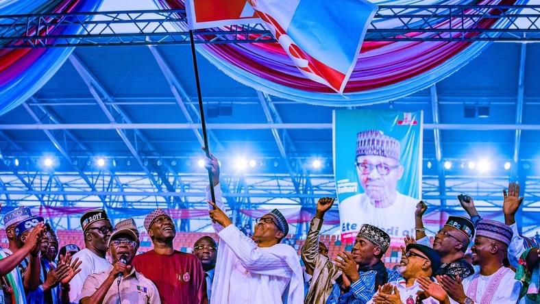 Akwa Ibom APC stages victory rally for Buhari in Uyo