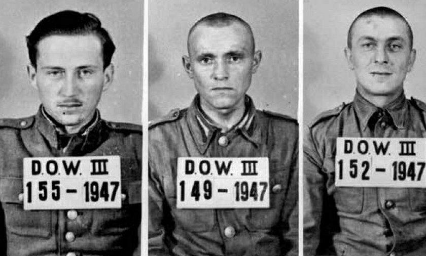 Trzej polscy żołnierze trafili przed pluton egzekucyjny za próbę ratowania Polki z rąk pijanych żołnierzy Armii Czerwonej.