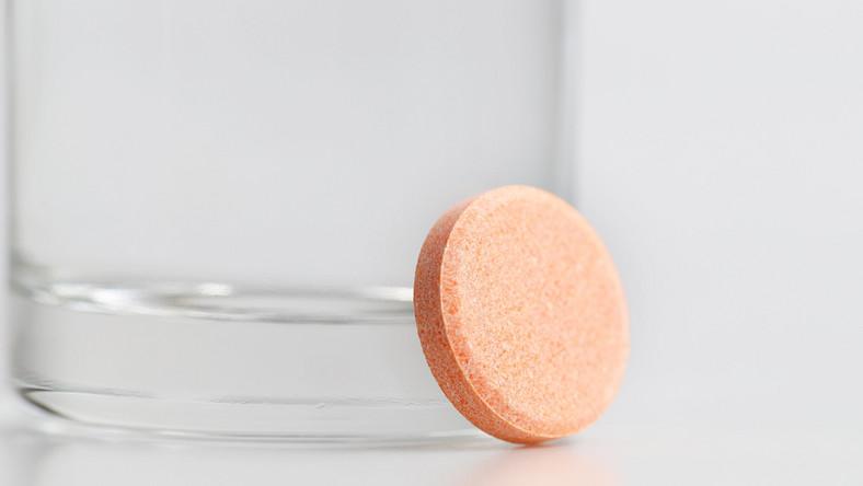 Tabletka musująca