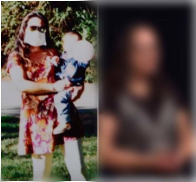 Sandra je 12 godina živela pod maskom
