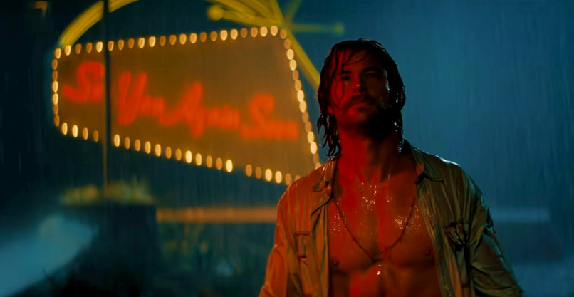 "Chris Hemsworth în ""Bad Times at the El Royale"""