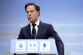 Holandia: Premier przeprasza za zbyt szybkie zniesienie obostrzeń covidowych