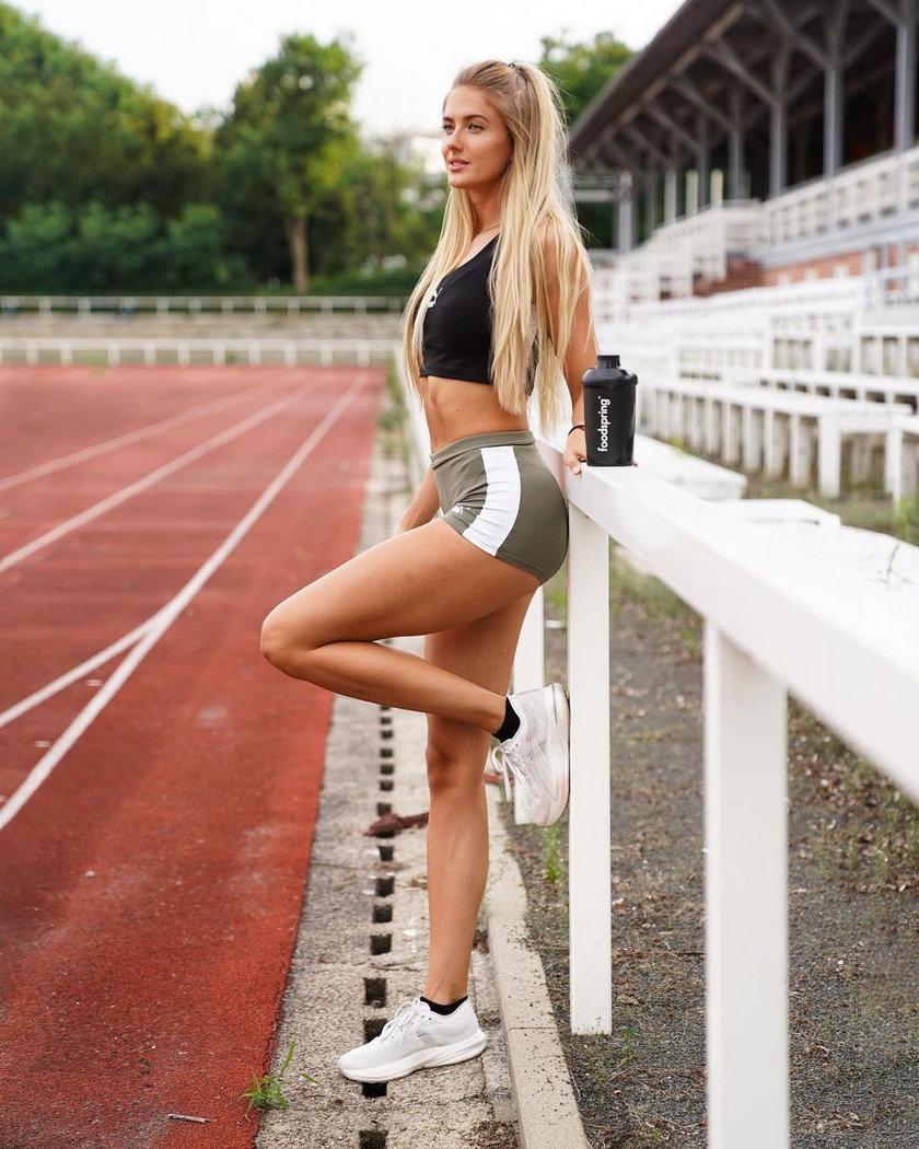 Tokio. Alica Schmidt. Piękna Niemka wystąpi na Igrzyskach Olimpijskich