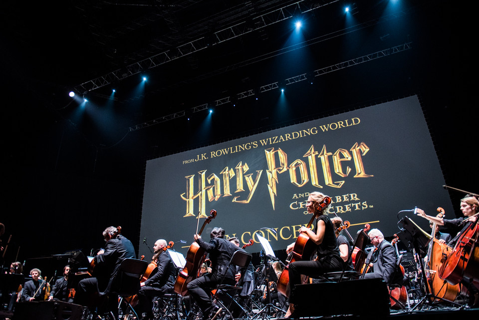 """Harry Potter in Concert"" w Tauron Arena Kraków"