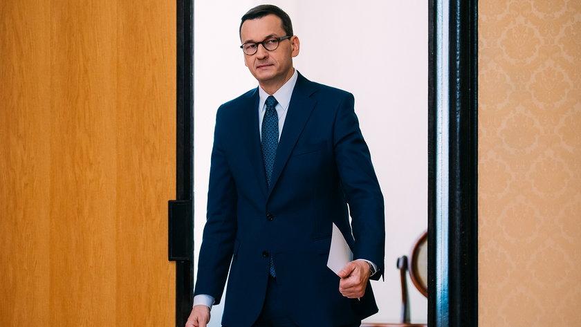 """W ciągu kilku najbliższych tygodni przedstawimy """"Nowy Ład"""" i wówczas przedstawimy jego łączną wartość - poinformował premier Mateusz Morawiecki."""