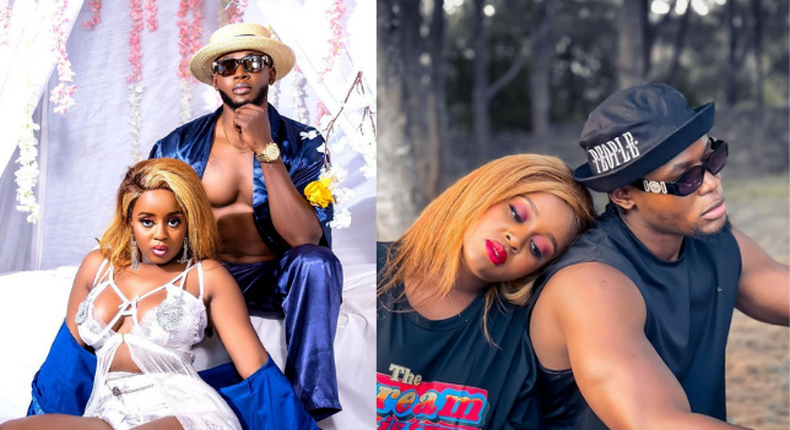 Singer Nadia Mukami pours her heart out to Arrow Bwoy in #Raha [Video]