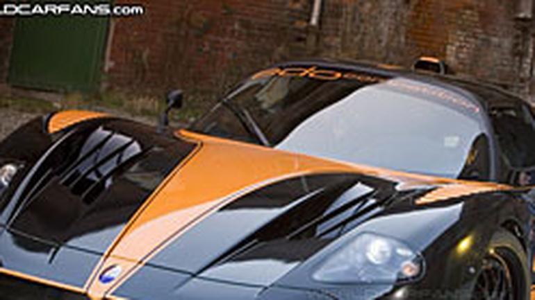 Edo Mc12 Xx Super Maserati I 800 Koni Auto Wiat