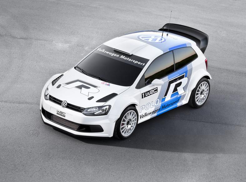 Volkswagen odsłonił jdowe polo R WRC
