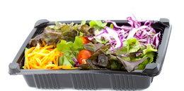 Popularna dieta pudełkowa z bakteriami
