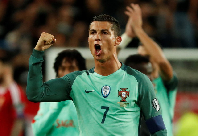 2018 World Cup Qualifications - Europe - Hungary vs Portugal