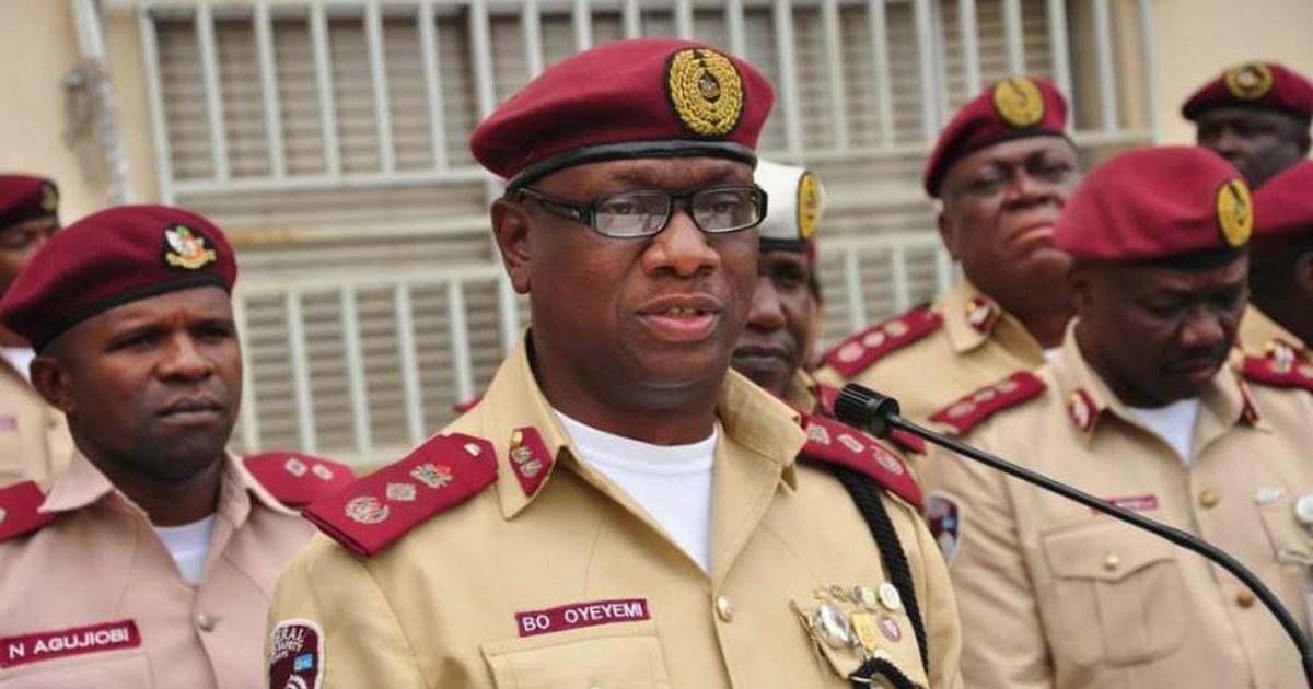 FRSC returns N500,000 belonging to deceased accident victim in Gombe. - Pulse Nigeria