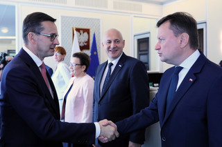 Szef MON: Wykorzystajmy rozwój gospodarczy Polski do wzmocnienia przemysłu zbrojeniowego