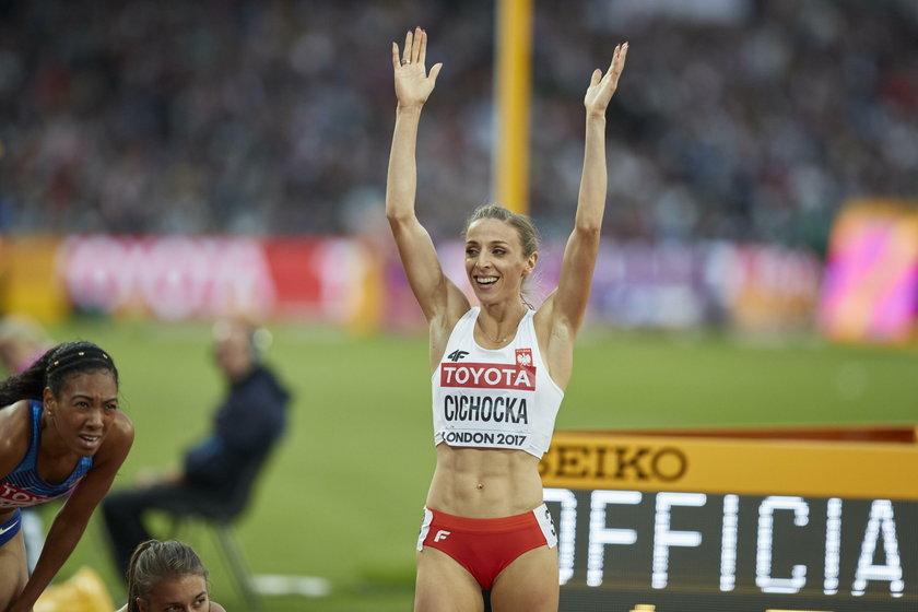 04.08.2017 IAAF MISTRZOSTWA SWIATA W LEKKIEJ ATLETYCE LONDYN 2017