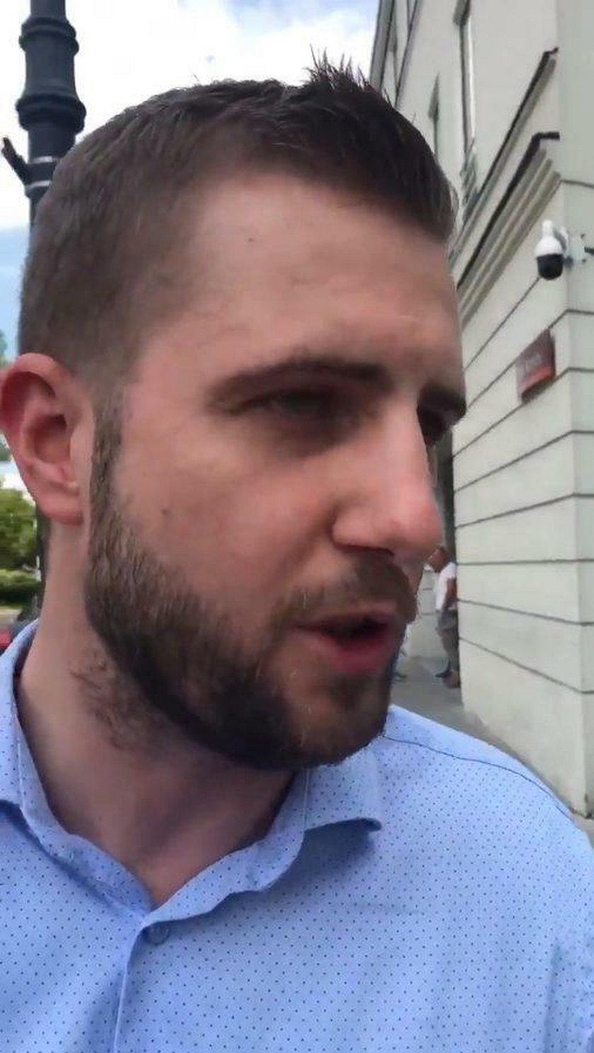 Kłótnia pracownika TVP z Trzaskowskim. Poszło o publiczne pieniądze