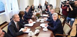 Grodzki spotkał się z delegacją Komisji Weneckiej