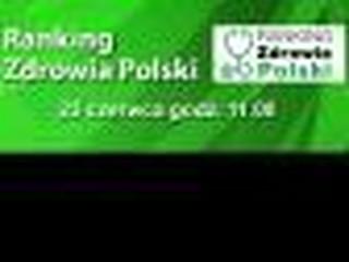 Gala V edycji Rankingu Zdrowia Polski. Obejrzyj retransmisję