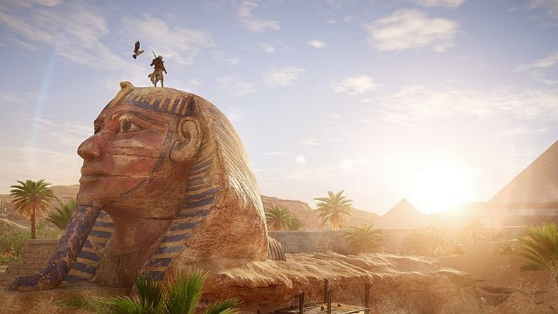 Assassin's Creed: Origins z trybem photo mode, osobnymi slotami na save'y