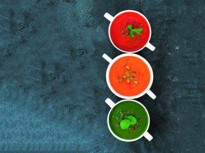 Hladne supe su hit proleća: Tako zdrava i ukusna jela!