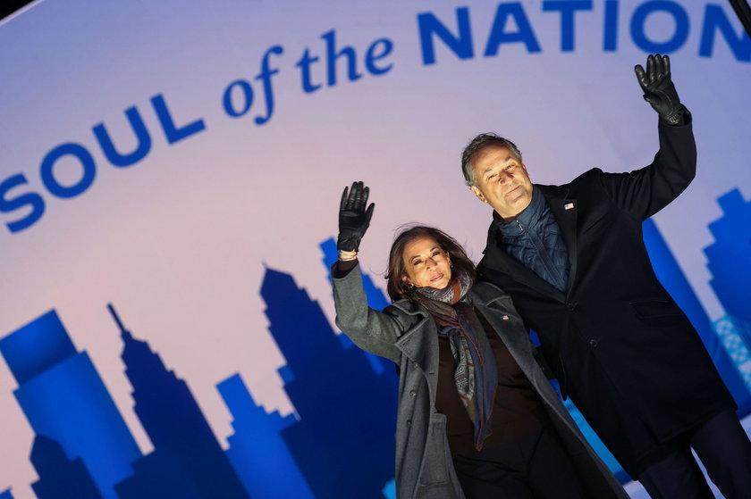 Oto przyszła wiceprezydent USA. Kim jest Kamala Harris?