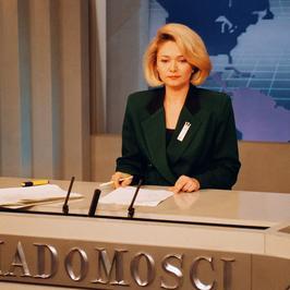 """Kiedyś gwiazdy TV, a dziś? Małgorzata Szelewicka - piękna prezenterka """"Wiadomości"""""""