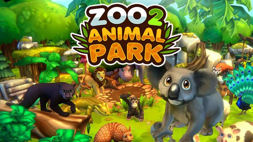 gameplanet Zoo 2: Animal Park