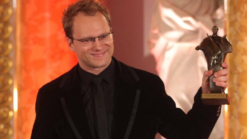 Maciej Stuhr otrzymał Wiktora w kategorii Osobowość Telewizyjna