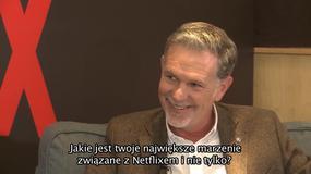 Netflix po oficjalnej premierze w Polsce. Rozmawiamy z szefem platformy