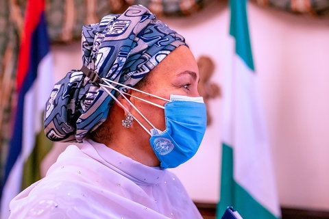 Amina Mohammed has enjoyed an illustrious career with the United Nations (UN) [Twitter/@NigeriaGov]