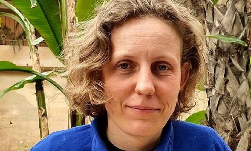 Dr Agnieszka Czujkowska, szefowa Ptasiego Azylu.
