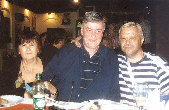 Sa Goranom Milićem