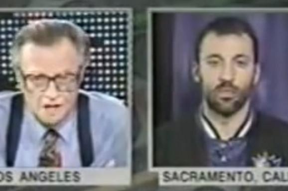DAN KADA JE DIVAC DETONIRAO AMERIKU! Počelo je bombardovanje Srbije, CNN ga je pozvao za komentar, a evo šta je LEGENDA KOŠARKE AMERIMA REKLA UŽIVO