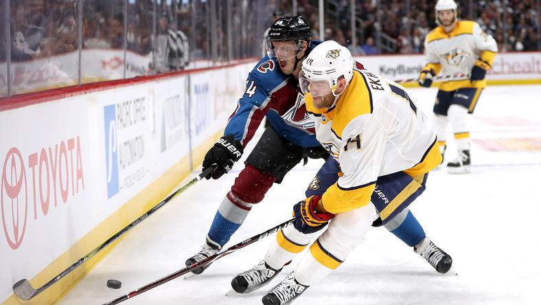 Colorado Avalanche - Nashville Predators