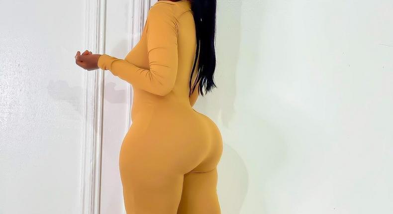 Wider hips