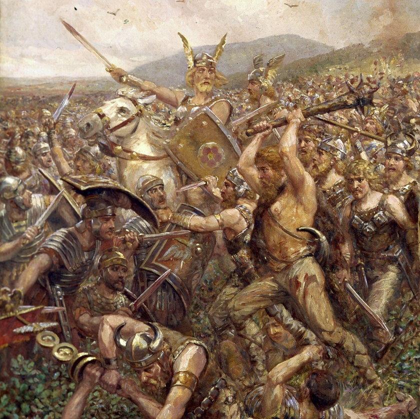 Bitwa w Lesie Teutoburskim