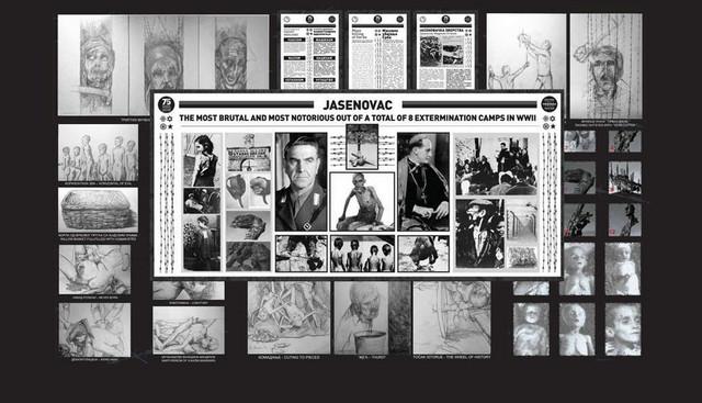 "Izložba ""Jasenovac - pravo na nezaborav"""