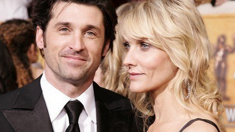 Patrick Dempsey Actor Involved In A Pda With Jillian Fink Pulse