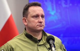Komendant Służby Ochrony Państwa złożył rezygnację