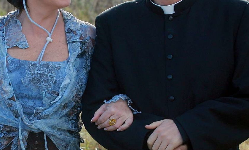 Kochanki księży: przecz z celibatem!