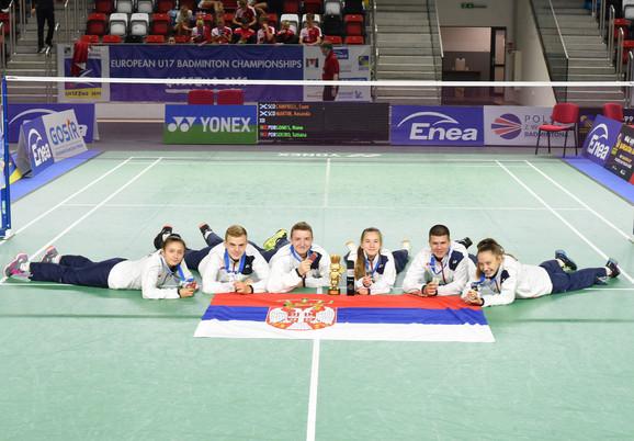 Evropsko badminton prvenstvo ispod 17 godina