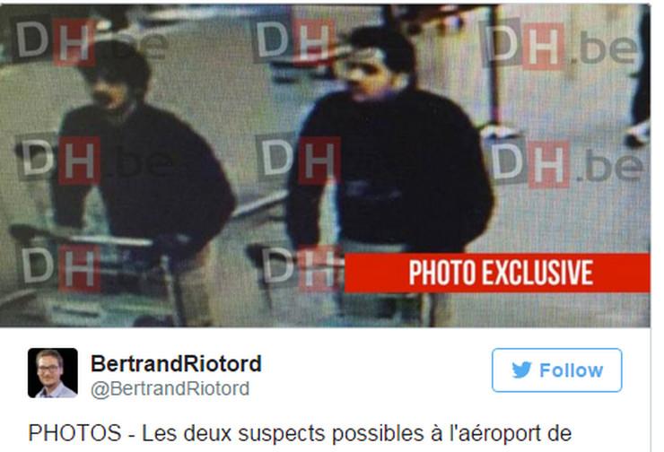 osumnjičeni brisel napad aerodrom