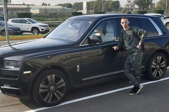 Tako to rade velikani, ITALIJANI NE TOLERIŠU ISPADE! Nestvarna kazna kluba za hrvatskog fudbalera  zbog vožnje u PIJANOM stanju